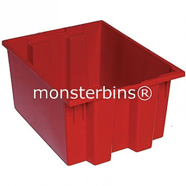 Genuine Stack and Nest Totes - 19-1/2x15-1/2x10