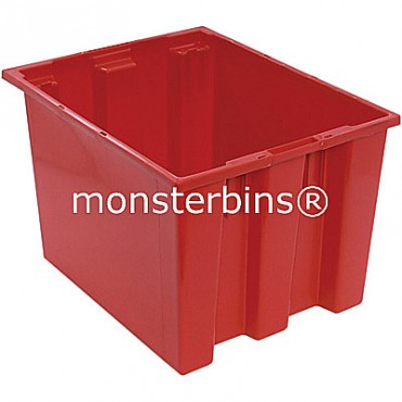 Genuine Stack and Nest Totes - 19-1/2x15-1/2x13