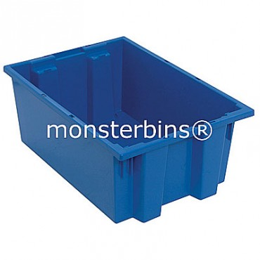 Genuine Stack and Nest Totes - 19-1/2x13-1/2x8