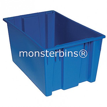 Genuine Stack and Nest Totes - 30x19-1/2x15
