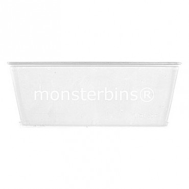 Clear Window for QGH800 Bin (Pack of 2)
